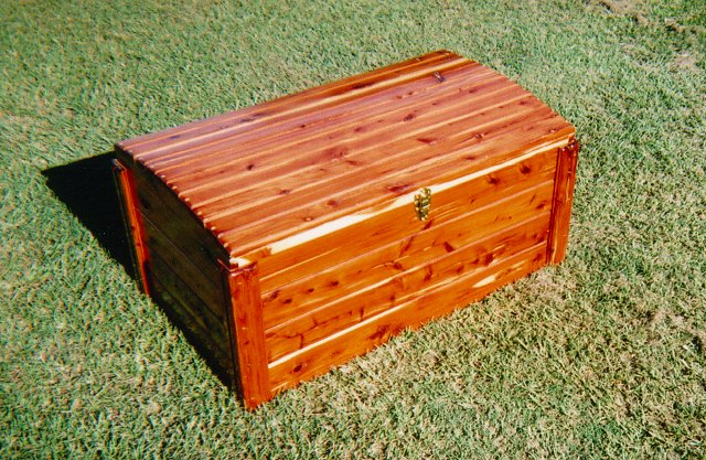 Should Cedar Wood Be Stained, Treated Or Finished? For A Cedar Chest!    Page 2