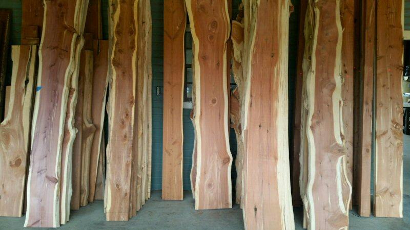 M Amp G Sawmill Rough Cut Hardwood Oak Mesquite Walnut