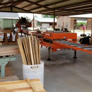 M&G Sawmill - Texas Sawyer - Hardwood, Oak, Mesquite, Walnut, Pecan
